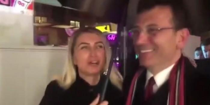 Melih Gökçek, Dilek İmamoğlu'nun videosunu paylaşarak CHP'lileri eleştirdi