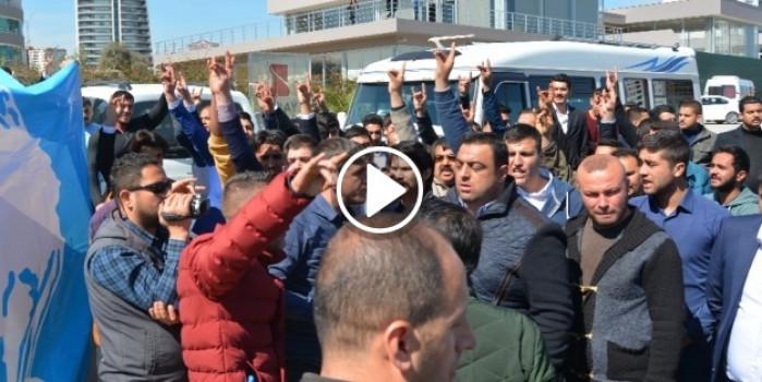 Meral Akşener, Mersin'de protesto edildi!