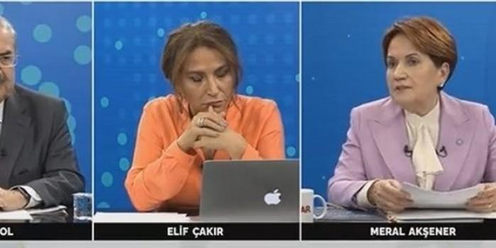 Meral Akşener'den akla ziyan İmamoğlu açıklaması