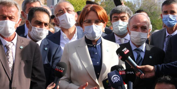 Meral Akşener'den FETÖ iddialarına yorum! Buğra Kavuncu'yu yedirmek istemiyor