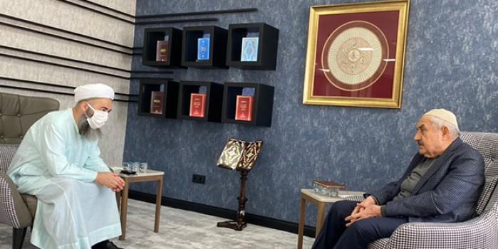 Merhum Bayramoğlu ile Cübbeli Ahmet Hoca'nın 'Dinlerarası Diyalog' sohbeti