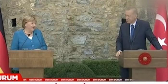 Merkel'in
