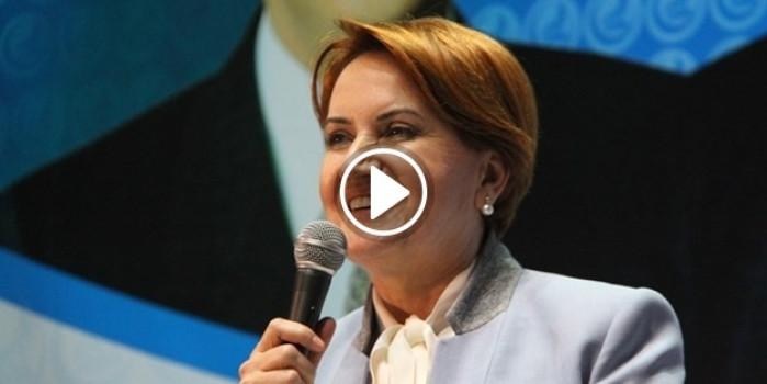 MHP'den kovulan Meral Akşener açık açık yalan söyledi
