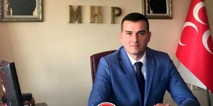 MHP'li başkandan skandal sözler: Asker karısı gibi ağlıyor
