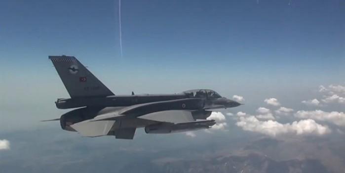 Milli Savunma Bakanlığı açıkladı! Çok sayıda terörist havaya uçuruldu