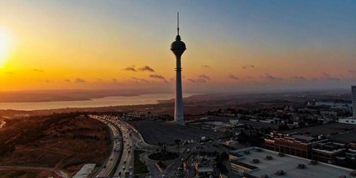 Milyon dolarlık televizyon kulesi 12 yıldır atıl bir şekilde bekliyor