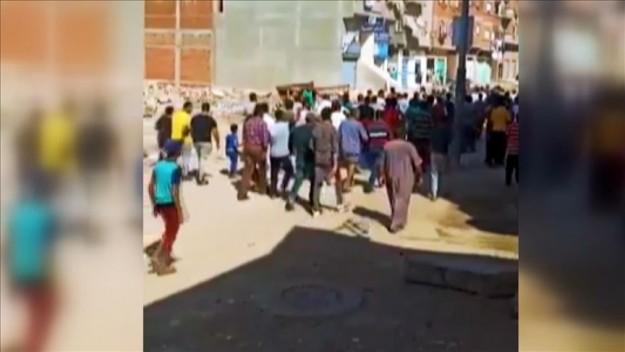 Mısır'da yönetim karşıtı