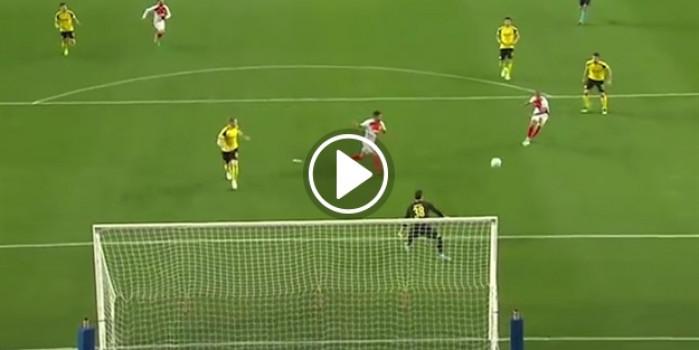 Monaco 3-1 Borussia Dortmund