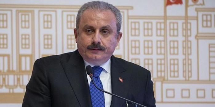Mustafa Şentop'tan