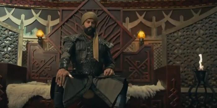 Nefesler tutuldu! Kuruluş Osman'ın yeni sezon tanıtımı yayınlandı