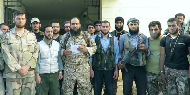 Nureddin Zenki'den Nusra Cephesi'ne sert cevap