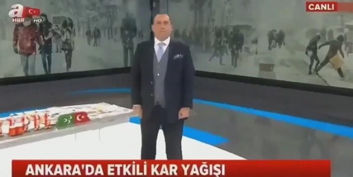 Olay yorum: Melih Gökçek Ankara'yı zıplatan Mansur Yavaş'ı zıplattı