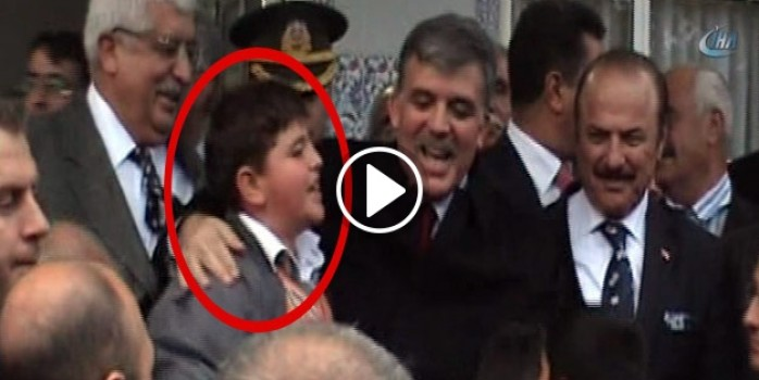 Öldürülen PKK'lı Abdullah Gül ile kucaklaşmış!