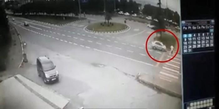 Ölüm göz göre göre böyle gelse de sürücü serbest!