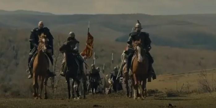 Osman Bey ve alpleri Bizans ordusunun karşısında! Kuruluş Osman'dan nefes kesen yeni fragman