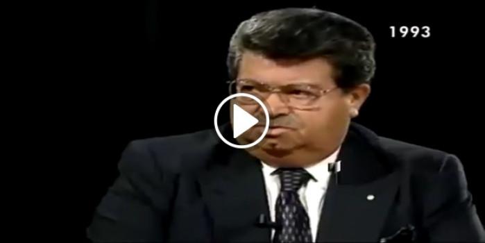 Özal'dan 'Başkanlık sistemi' yorumu