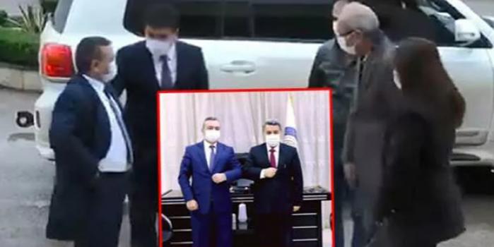 Özbekistan'dan terör örgütü YPG'ye skandal ziyaret!