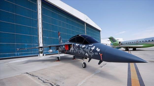 Parça üretimi hızlandı, Hürjet uçağı montaja hazırlanıyor