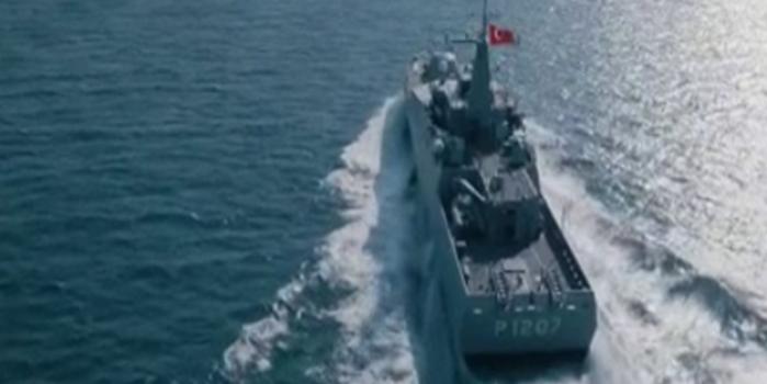 Preveze Deniz Zaferi'ne özel klip