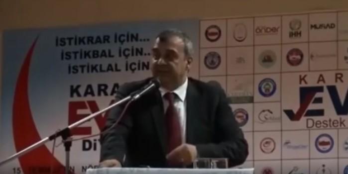 Prof. Dr. Mehmet Hakan Sağlam: Türkiye 470 ton altın değerindeki paradan feragat etti