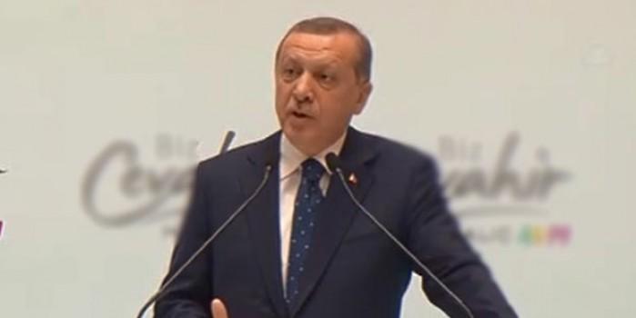 Recep Tayyip Erdoğan AVM açılışında söylediği sözler güne damga vurdu
