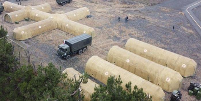 Rusya'dan sinsi adım! Karabağ'dan görüntüler biraz önce geldi