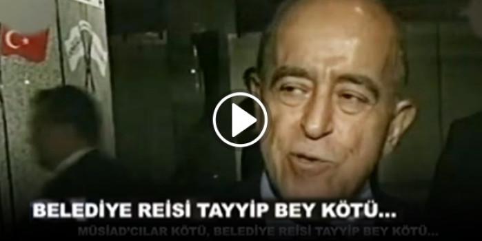 Sabancı'nın Erdoğan hakkındaki konuşması ilk kez ortaya çıktı