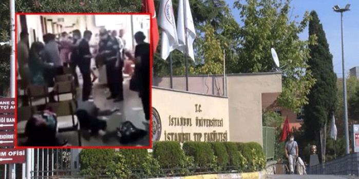 Sağlık çalışanlarına şiddet bitmiyor! Çapa'daki skandalda yeni gelişme