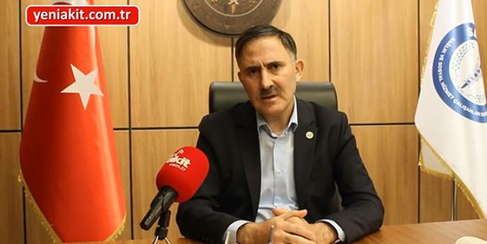Sağlık-Sen'den Türk Tabipler Birliği'ne tepki: Bu yolu şiar edinmişler