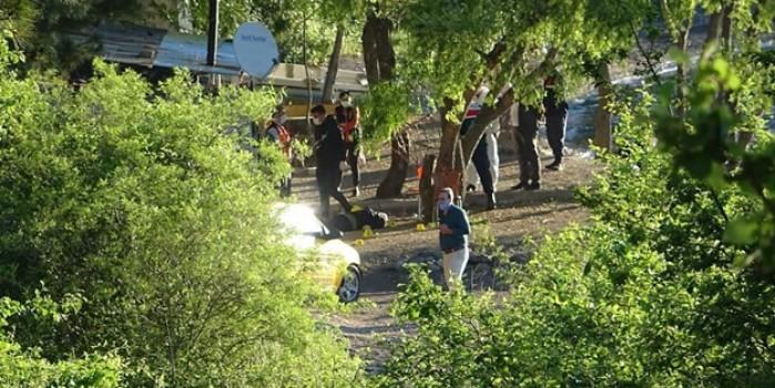 Samsun'da karavan cinayeti: 3 ölü