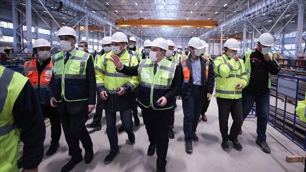 Sanayi ve Teknoloji Bakanı Varank: Türkiye'yi nükleer teknolojilerde de üreten ülke haline getirmek için çalışıyoruz