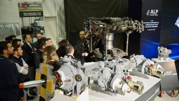 Savunma sanayide bir gurur daha... T70 helikopterleri için ilk teslimat yapıldı