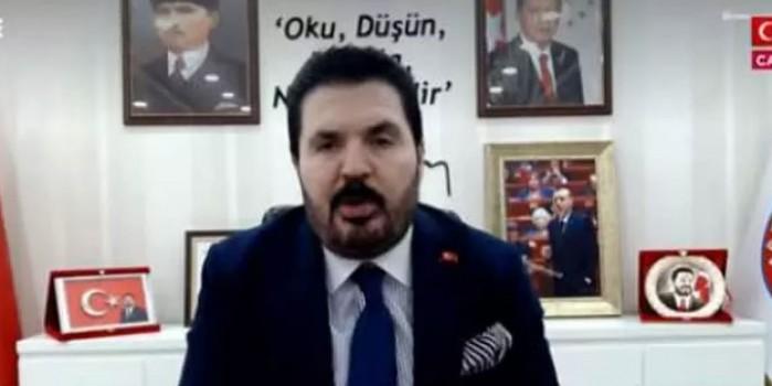 Sayan'dan HDP algısana tepki: Bize oylar Ermenistan'dan mı geldi?