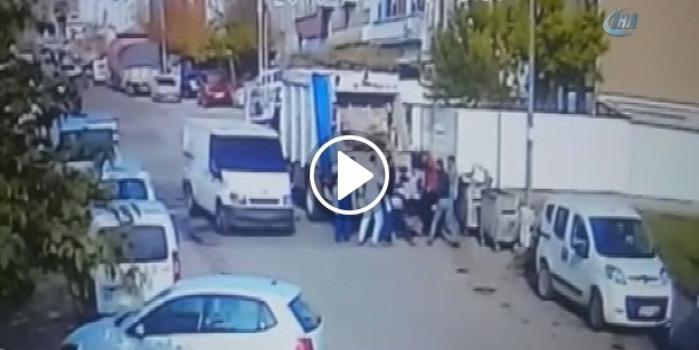 Şehir eşkiyaları Ankara'da dehşet saçtı
