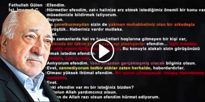 Şok ses kaydı ortaya çıktı! ''Muhsin Yazıcıoğlu'nu öldürün'' emrini Gülen mi verdi?