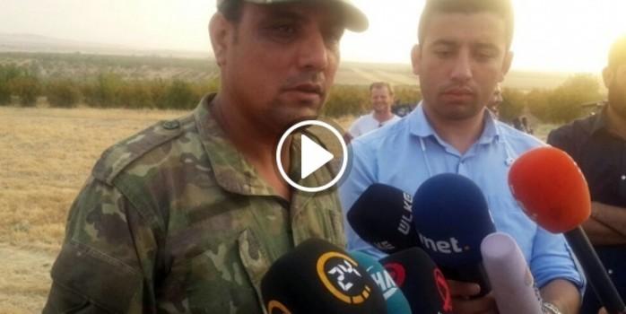 Sultan Murad Tümen Komutanı açıkladı: 'Halep'in Kuzey kırsalının tümü...'