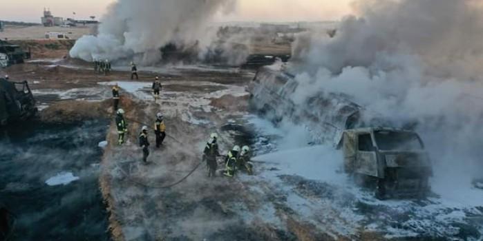 Suriye'deki çifte saldırıda bilanço ağırlaştı: 10 ölü, 42 yaralı