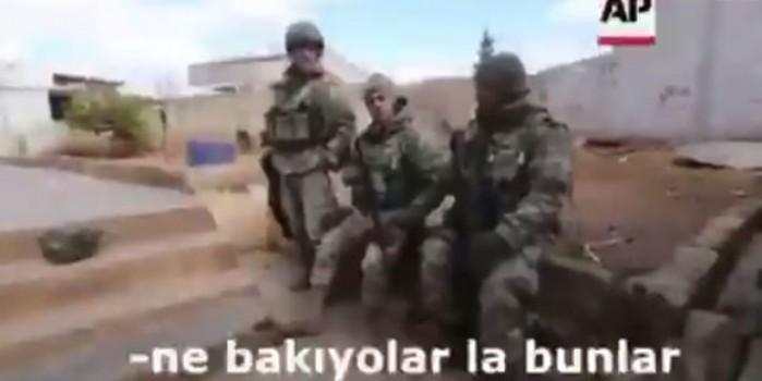 Suriye'deki Mehmetçiklerimizin görüntüsü olay oldu!