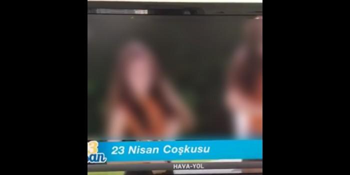 Tan Sağtürk'ten çocuk istismarı! NTV de canlı canlı yayınladı