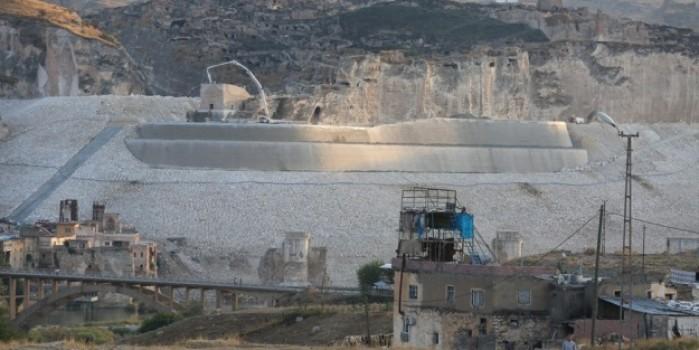 Tarihi Hasankeyf Kalesi'ne tekne ve yatlarla ulaşılacak