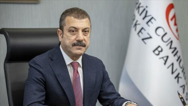 TCMB Başkanı Kavcıoğlu: Veriler ikinci çeyrekte büyümenin oldukça yüksek oranda gerçekleşeceğine işaret ediyor