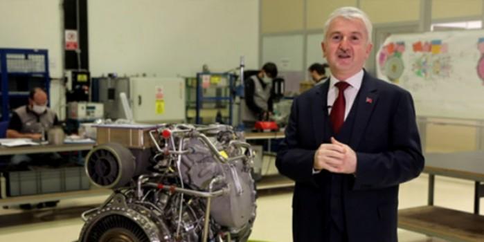 TEI Genel Müdürü Türkiye'ye sınıf atlatacak çalışmayı açıkladı