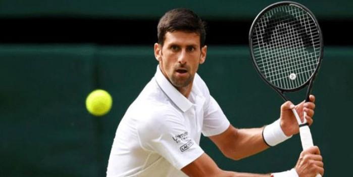 Tenis karşılaşmasında akıllara durgunluk veren olay
