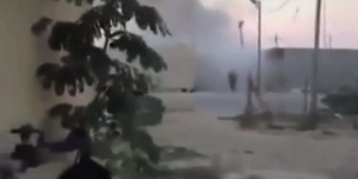 Terör devleti İsrail'in kalbi vuruldu