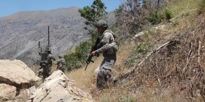 Terör örgütü PKK'ya bir darbe daha