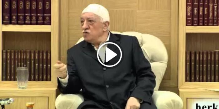 Teröristbaşı Gülen şimdi de ölümle tehdit etti