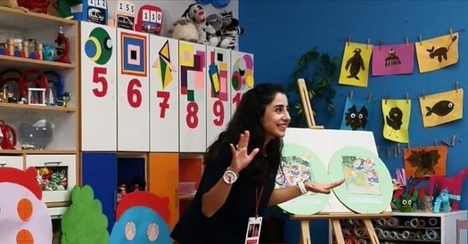 TRT EBA Anaokulu yayın hayatına başladı