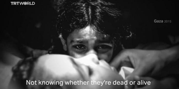 TRT World'ün 'Gazze' klibine sansür! Bebek katillerinin suç ortağı Twitter kısa sürede kaldırdı