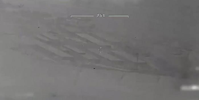 TSK, Esed rejiminin kimyasal silah tesisini havaya uçurdu!
