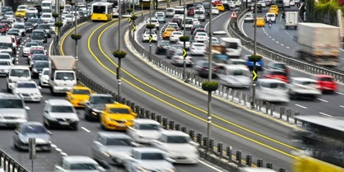 TÜİK Türkiye'nin araç istatistiklerini açıkladı: Pandemiye rağmen yeni araç kaydı arttı